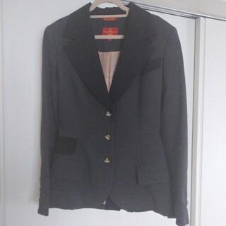 ヴィヴィアンウエストウッド(Vivienne Westwood)のヴィヴィアン・ウエストウッド レッドレーベル ジャケット(テーラードジャケット)
