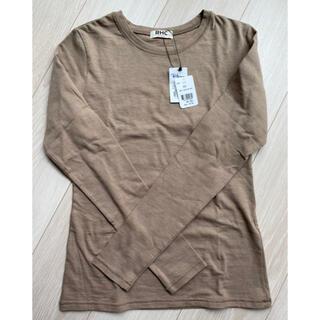 ロンハーマン(Ron Herman)のRon Herman 新品未使用 レディース ロングスリーブシャツ (Tシャツ(長袖/七分))