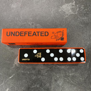 UNDEFEATED DICE