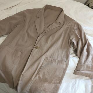 スタイルナンダ(STYLENANDA)のリネン サマージャケット(テーラードジャケット)