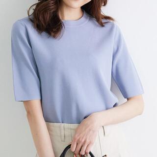 ロペピクニック(Rope' Picnic)のハーフスリーブニットプルオーバー(Tシャツ(半袖/袖なし))