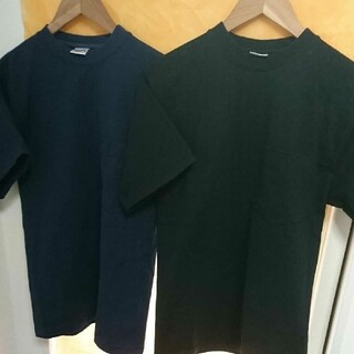 CAMBER BLACK NAVY 2セット Sサイズ(Tシャツ/カットソー(半袖/袖なし))