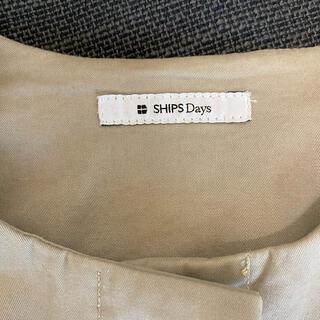 シップス(SHIPS)のコート(スプリングコート)