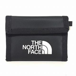 ザノースフェイス(THE NORTH FACE)のノースフェイス新品同様  - 黒 化学繊維(コインケース)