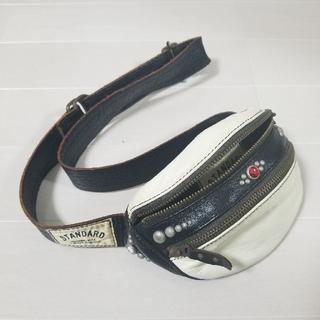 ショット(schott)のスタンダードレザーバッグ standard motorcycle leather(ウエストポーチ)