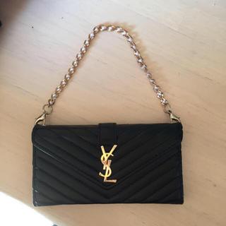 イヴサンローランボーテ(Yves Saint Laurent Beaute)のイヴサンローラン/YSL/iphoneカバー(iPhoneケース)