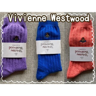 Vivienne Westwood - ◯新品◯ 大人気 Vivienne Westwood ソックス 3足セット