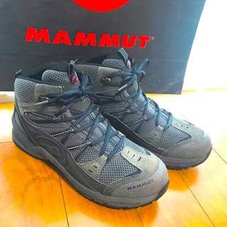 Mammut - マムート MAMMUT トレッキングシューズ GORE-TEX 登山靴 27
