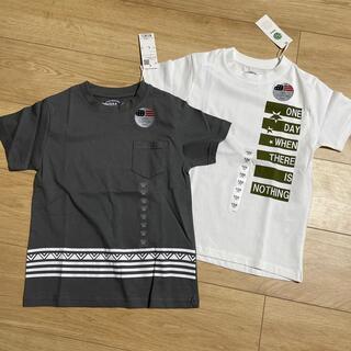 ikka - 最終値下げ イッカ コックス Tシャツ 120