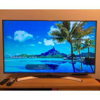 エルジーエレクトロニクス(LG Electronics)のLG55型4K液晶テレビ 55UJ6500 マジックリモコン付(テレビ)