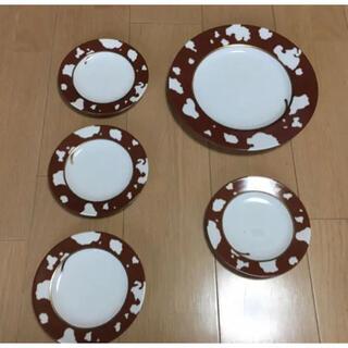 シセイドウ(SHISEIDO (資生堂))の資生堂 アンジェラカミングス ディッシュセット(1箱5枚入り)×4箱セット(食器)