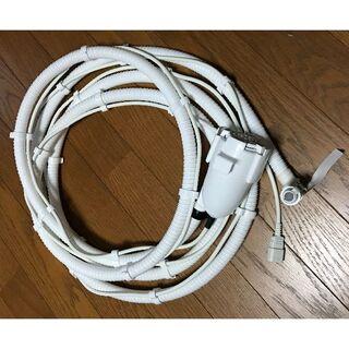 シャープ(SHARP)のふろ水ポンプセット ES-FP4M  シャープ 洗濯機(洗濯機)