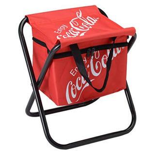 コカ・コーラ - コカ・コーラ 保冷バッグ付き イス 2セット