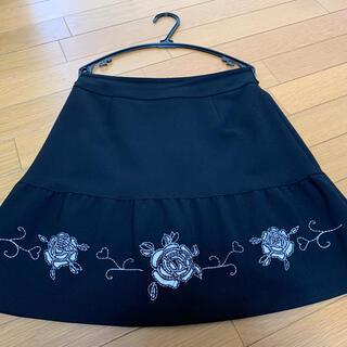 ドーリーガールバイアナスイ(DOLLY GIRL BY ANNA SUI)のドーリーガールバイアナスイ スカート(ミニスカート)