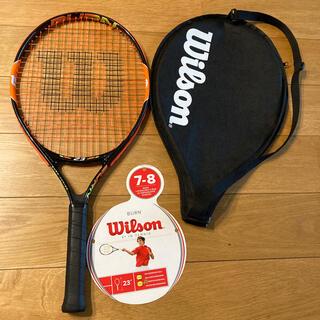 wilson - 子供用テニスラケット ウィルソン