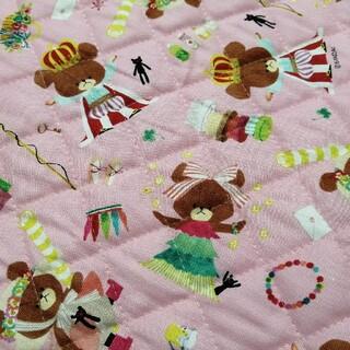 クマノガッコウ(くまのがっこう)のくまのがっこう◆キルティング◆生地◆布◆ハンドメイド用品◆手芸(生地/糸)
