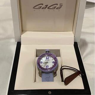 ガガミラノ(GaGa MILANO)のガガミラノ 腕時計 レディスポーツ(腕時計)