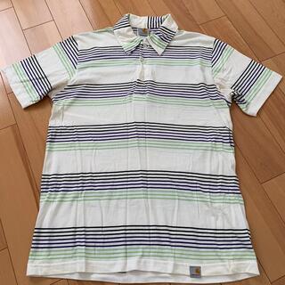 カーハート(carhartt)のcarhartt カーハート メンズポロシャツ Mサイズ(ポロシャツ)