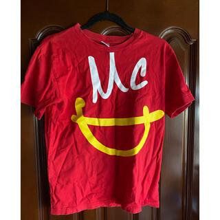 マクドナルド(マクドナルド)のマクドナルド Tシャツ(Tシャツ/カットソー(半袖/袖なし))