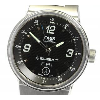オリス(ORIS)のオリス ウィリアムズ F-1 635-7560-41.64 メンズ 【中古】(腕時計(アナログ))