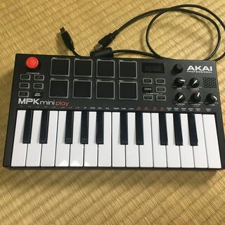 AKAI  DTM(MIDIコントローラー)