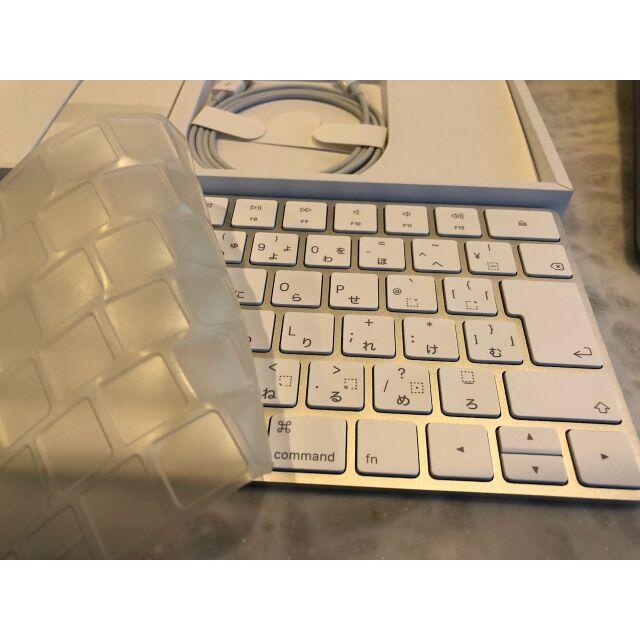 Apple(アップル)のアップル ワイヤレスキーボード Apple Magic Keyboard  スマホ/家電/カメラのPC/タブレット(PC周辺機器)の商品写真