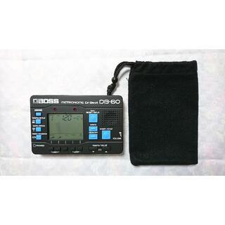 ボス(BOSS)の【シャロコン様専用】BOSS METRONOME Dr. Beat DB-60(その他)
