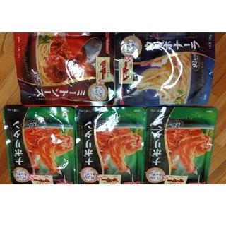 日清製粉 - ママー パスタソース ナポリタン・ミートソース・カルボナーラ 詰め合わせ
