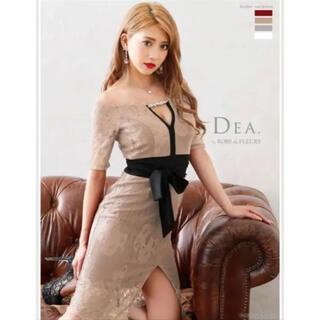 ROBE - ローブドフルール DEA   ドレス