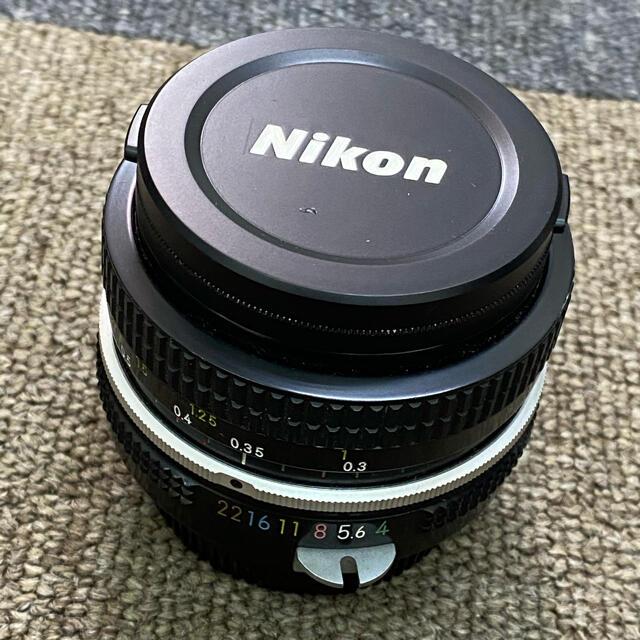 Nikon(ニコン)のNIKON レンズ スマホ/家電/カメラのカメラ(レンズ(単焦点))の商品写真