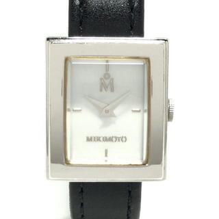ミキモト(MIKIMOTO)のミキモト マルチフォームウォッチ(腕時計)