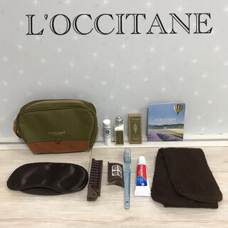 L'OCCITANE -  L'OCCITANE ビジネスクラス アメニティセット 11