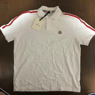 MONCLER - モンクレール ポロシャツ ホワイト
