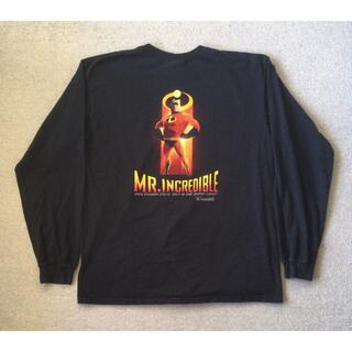 00s Mr Incredible L/S tee