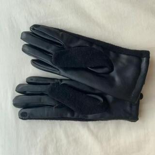 ザラ(ZARA)のZARA 手袋 レザー(手袋)