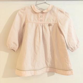 ベビーディオール(baby Dior)の専用 babydior ピンク ワンピース 18M 80(ワンピース)