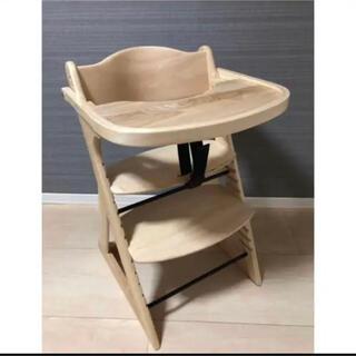 KATOJI - ベビーチェア 木製