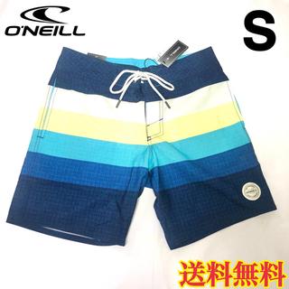 オニール(O'NEILL)の【新品】オニール メンズ ボードショーツ 水着 ネイビー 28(水着)