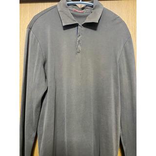 プラダ(PRADA)のPRADA トップス(Tシャツ/カットソー(七分/長袖))
