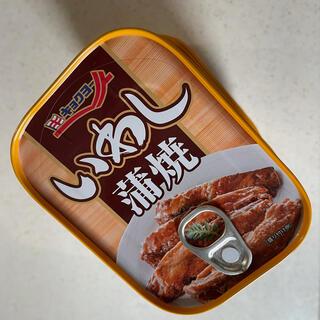 いわし蒲焼 缶詰 8缶(缶詰/瓶詰)