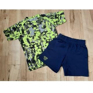 アンダーアーマー(UNDER ARMOUR)のアンダーアーマー Tシャツ&ショートパンツ2点セットYLG150cm 運動会(その他)