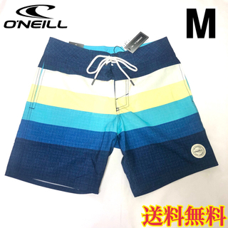 オニール(O'NEILL)の【新品】オニール メンズ ボードショーツ 水着 ネイビー 30(水着)