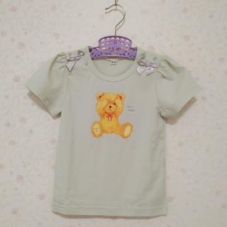 ② パンパンチュチュ 半袖 トップス 100 (Tシャツ/カットソー)