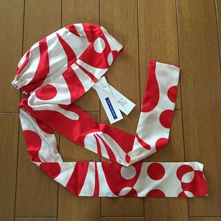 イーリーキシモト(ELEY KISHIMOTO)のイーリーキシモトELEYKISHIMOTOレトロ柄シルク帽子キャップ新品未使用品(その他)