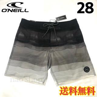 オニール(O'NEILL)の【新品】オニール メンズ ボードショーツ 水着 ブラック 28(水着)
