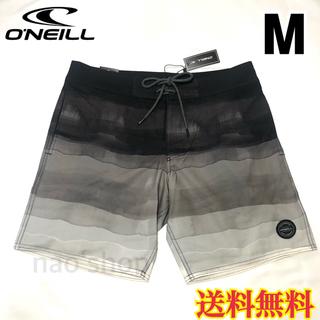 オニール(O'NEILL)の【新品】オニール メンズ ボードショーツ 水着 ブラック 30(水着)
