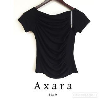 アクサラ(AXARA)のerika様専用☆axara paris アクサラ デザインTシャツ フランス製(Tシャツ(半袖/袖なし))