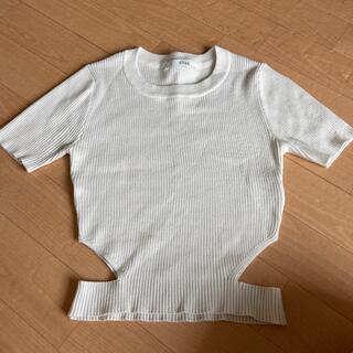 ジェイダ(GYDA)のGYDA トップス (カットソー(半袖/袖なし))