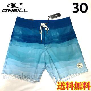 オニール(O'NEILL)の【新品】オニール メンズ ボードショーツ 水着 ブルー 30(水着)