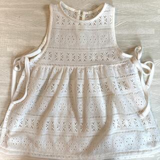 Caramel baby&child  - レース編み エプロン